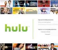 hulu.com screenshot