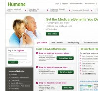 humana.com screenshot