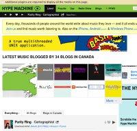 hypem.com screenshot