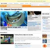 hyves.nl screenshot