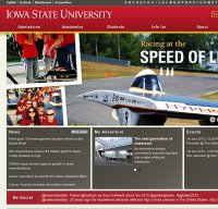 iastate.edu screenshot