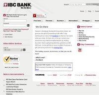 ibc.com screenshot