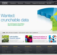 ibm.com screenshot