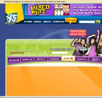 icarly.com screenshot