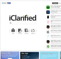 iclarified.com screenshot