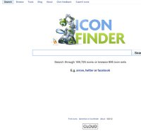 iconfinder.com screenshot