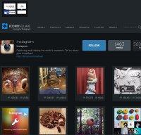 iconosquare.com screenshot