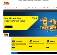 ideacellular.com screenshot