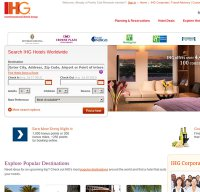 Ihg com - Is InterContinental Hotels Group Down Right Now?