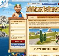 ikariam.com screenshot