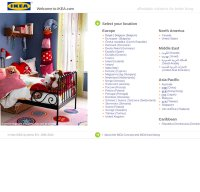 ikea.com screenshot