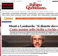 ilfattoquotidiano.it screenshot