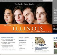 illinois.edu screenshot