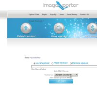 imageporter.com screenshot