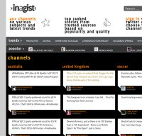 inagist.com screenshot