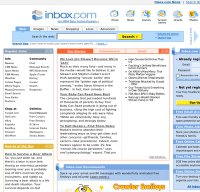 inbox.com screenshot