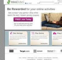 inboxdollars.com screenshot