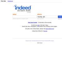 indeed.com screenshot