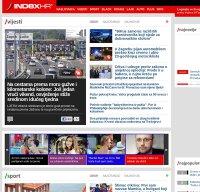 index.hr screenshot