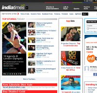 indiatimes.com screenshot