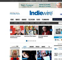 indiewire.com screenshot