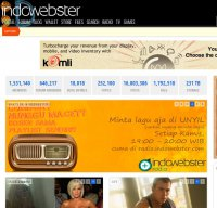 indowebster.com screenshot