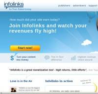 infolinks.com screenshot
