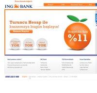 ingbank.com.tr screenshot