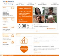 ingdirect.es screenshot