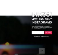 ink361.com screenshot