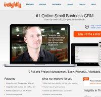 insightly.com screenshot