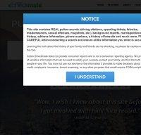 instantcheckmate.com screenshot
