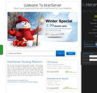 interserver.net screenshot