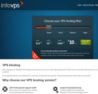 intovps.com screenshot