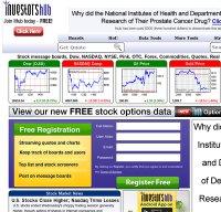 investorshub.advfn.com screenshot