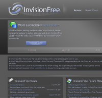 invisionfree.com screenshot
