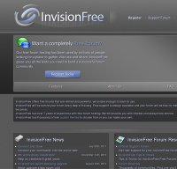 invisionfree.com screenshot