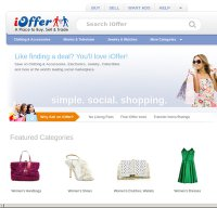 ioffer.com screenshot