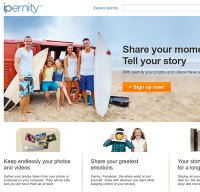 ipernity.com screenshot