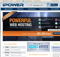 ipower.com screenshot
