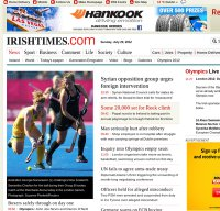 irishtimes.com screenshot