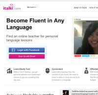 italki.com screenshot