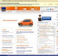 itau.com.br screenshot