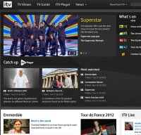 itv.com screenshot