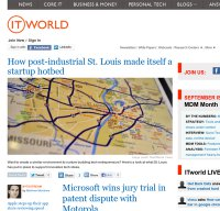 itworld.com screenshot
