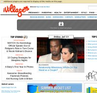 ivillage.com screenshot