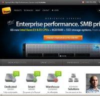 iweb.com screenshot