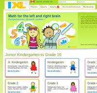 ixl.com screenshot