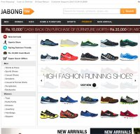 jabong.com screenshot