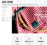 jackspade.com screenshot